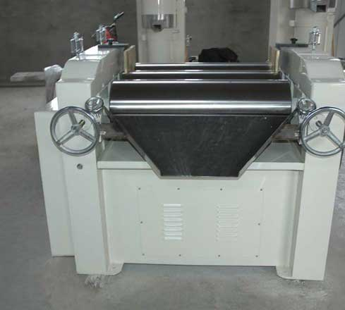 三辊研磨机厂家 - 赛可隆机械